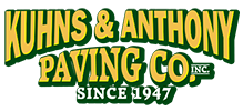 Kuhns & Anthony Paving Co. Inc. Logo